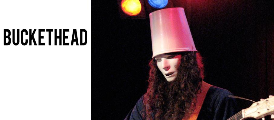 Buckethead at Orpheum Theater