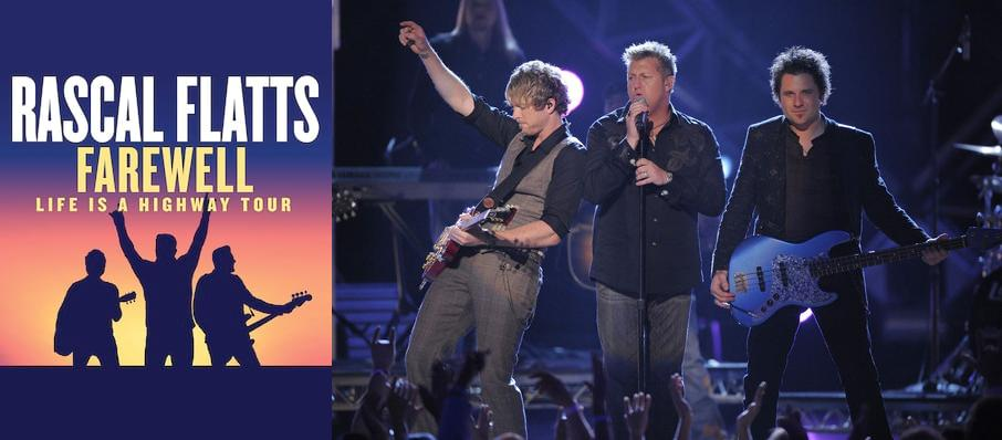 Rascal Flatts at MidFlorida Credit Union Amphitheatre
