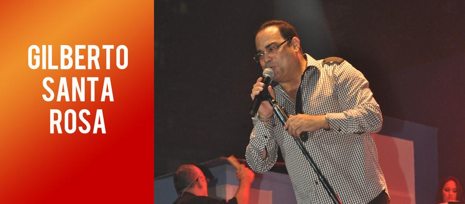 Gilberto Santa Rosa at Hard Rock Hotel And Casino Tampa