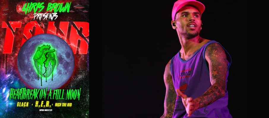 Chris Brown at MidFlorida Credit Union Amphitheatre