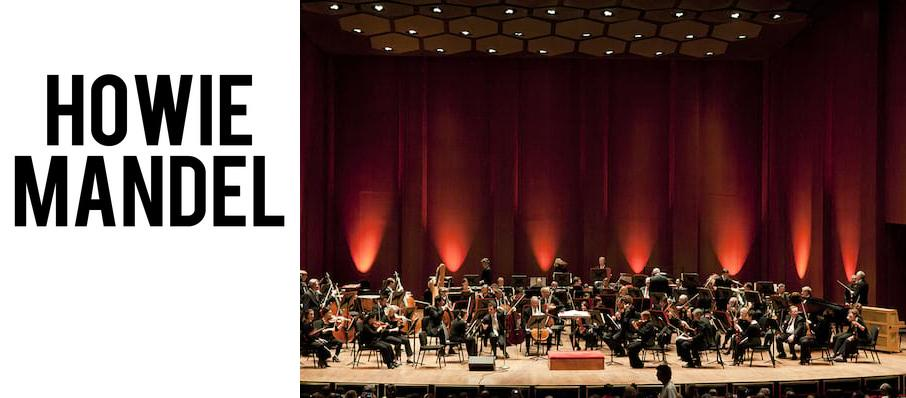 Howie Mandel at Hard Rock Hotel And Casino Tampa