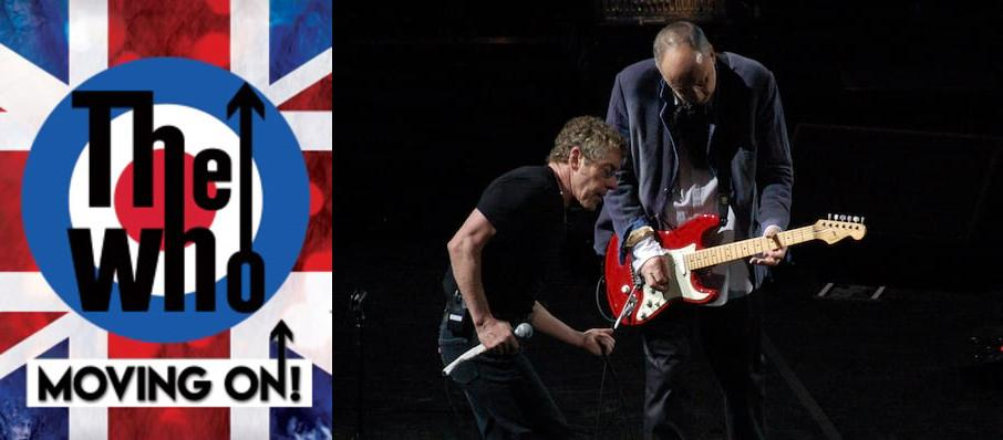 The Who at Amalie Arena