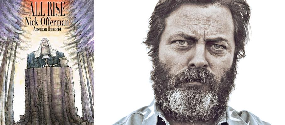 Nick Offerman at Carol Morsani Hall
