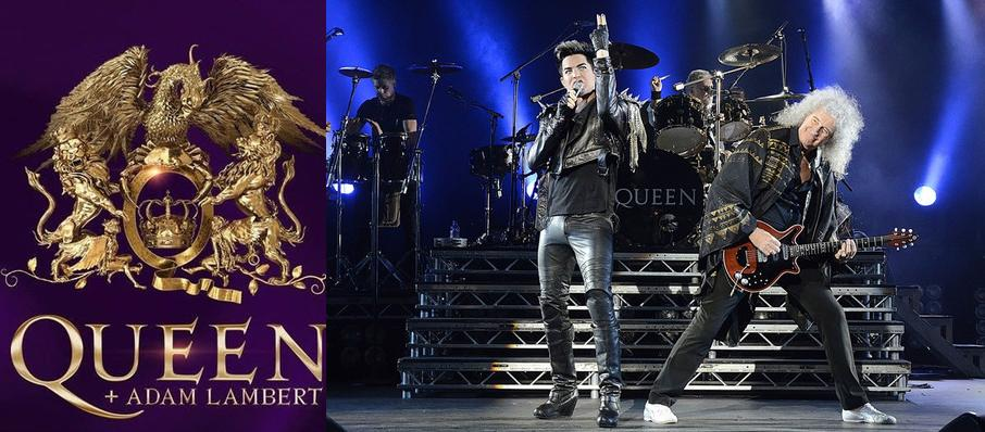Queen & Adam Lambert at Amalie Arena