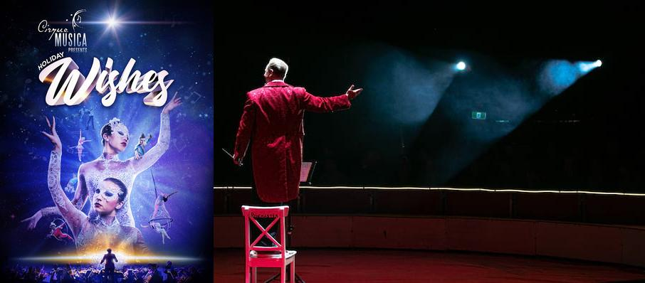 Cirque Musica at USF Sundome