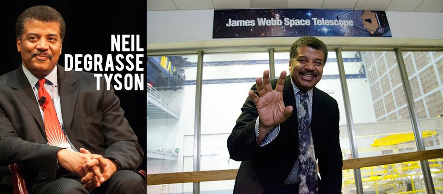 Neil DeGrasse Tyson at Carol Morsani Hall