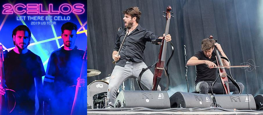 2Cellos at Amalie Arena