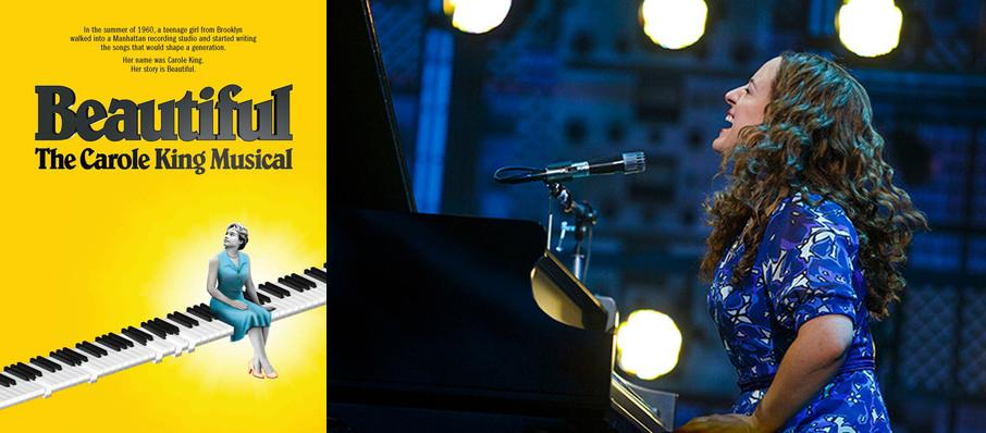 Beautiful: The Carole King Musical at Carol Morsani Hall