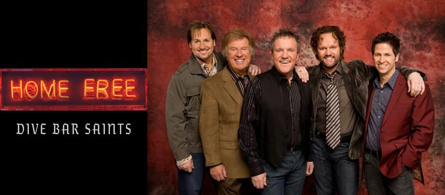 Home Free Vocal Band at Tampa Theatre