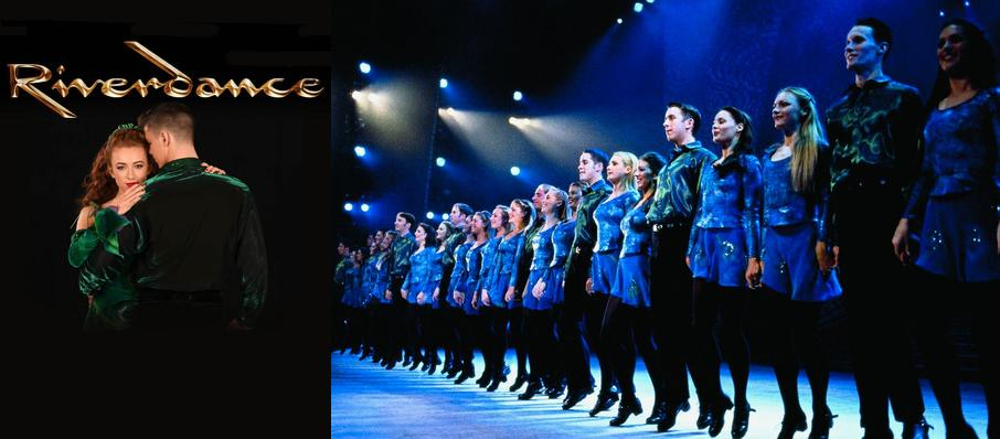 Riverdance at Carol Morsani Hall