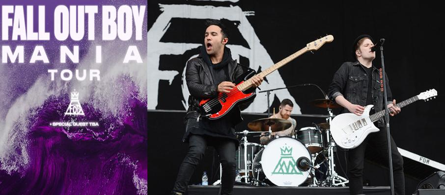 Fall Out Boy at Amalie Arena