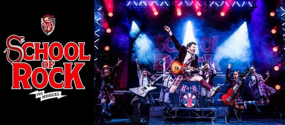 School of Rock at Carol Morsani Hall