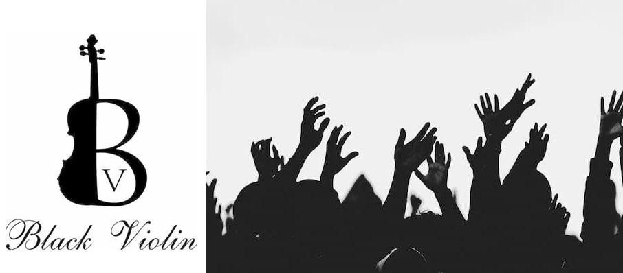 Black Violin at Ferguson Hall