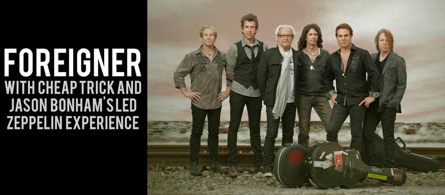 Foreigner with Cheap Trick and Jason Bonhams Led Zeppelin Experience at MidFlorida Credit Union Amphitheatre