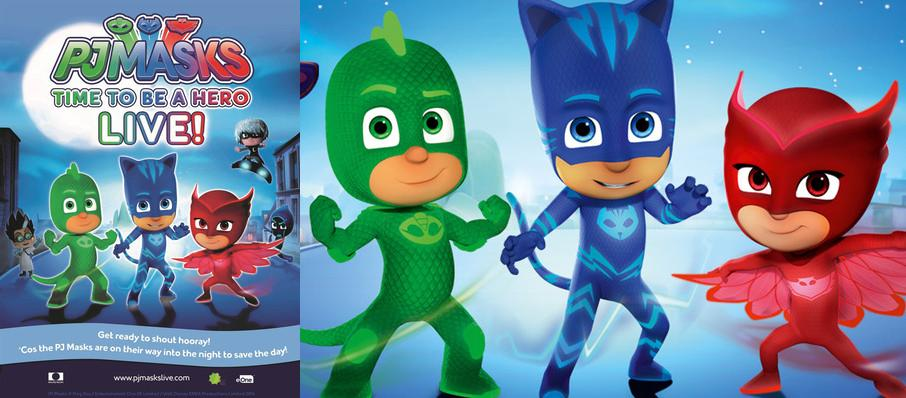 PJ Masks Live! Time To Be A Hero at Ferguson Hall