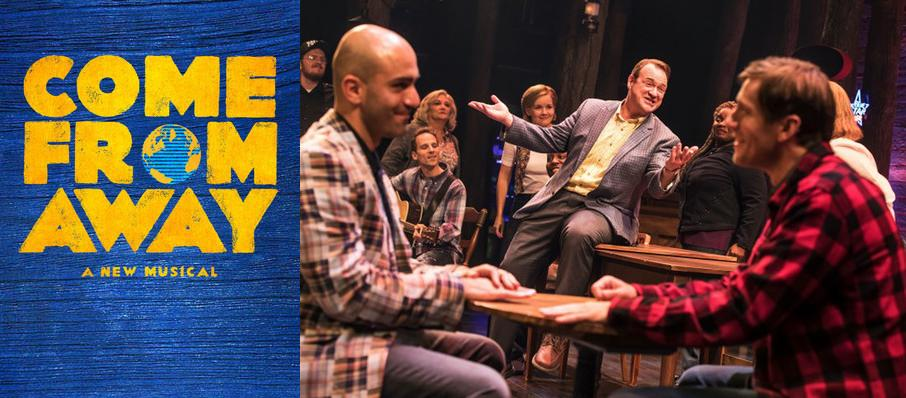 Come From Away at Carol Morsani Hall