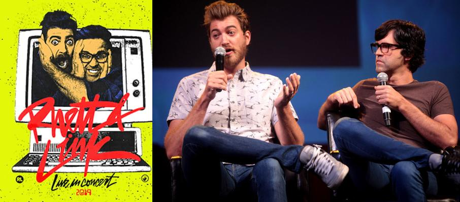 Rhett and Link at Carol Morsani Hall