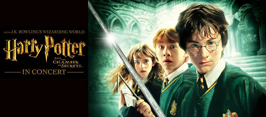 Film Concert Series - Harry Potter and The Chamber of Secrets at Carol Morsani Hall