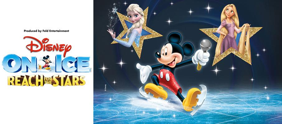 Disney On Ice: Reach For The Stars at Amalie Arena