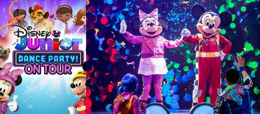 Disney Junior Live: Dance Party at Carol Morsani Hall