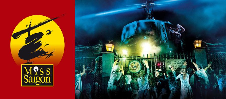 Miss Saigon at Carol Morsani Hall