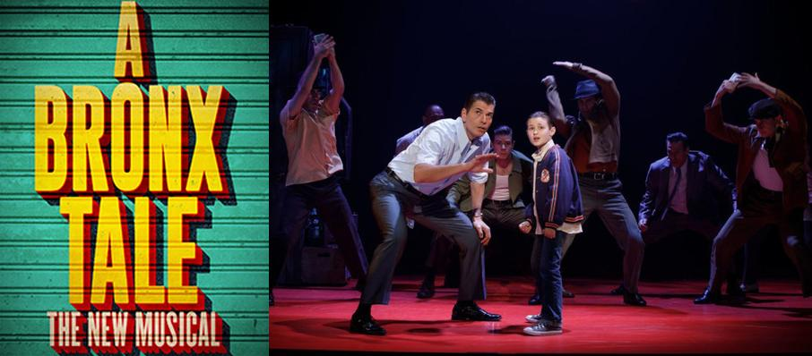 A Bronx Tale at Carol Morsani Hall
