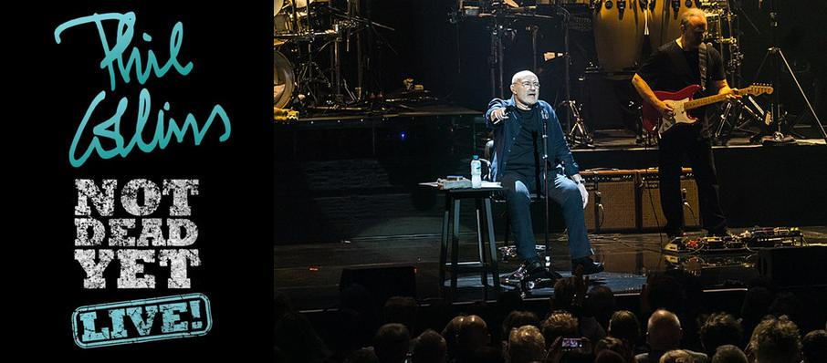 Phil Collins at Amalie Arena