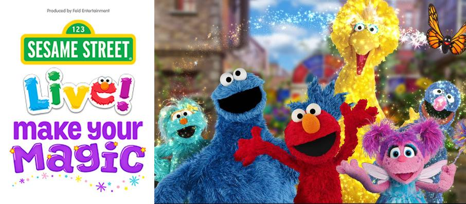 Sesame Street Live - Make Your Magic at USF Sundome