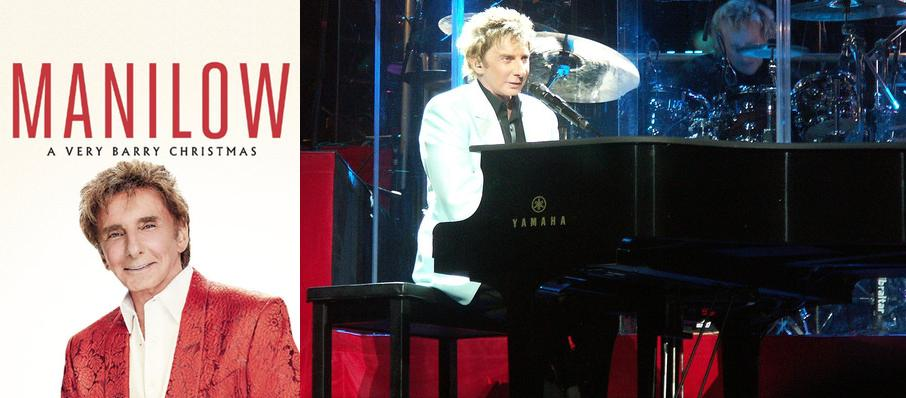 Barry Manilow - A Very Barry Christmas at Amalie Arena