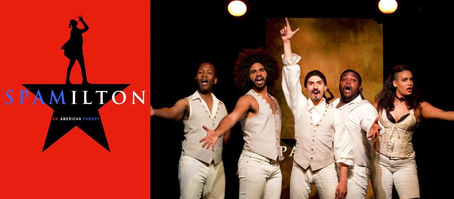 Spamilton at Jaeb Theater