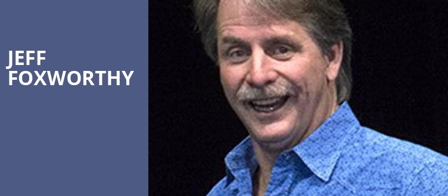Jeff Foxworthy, Hard Rock Hotel And Casino Tampa, Tampa