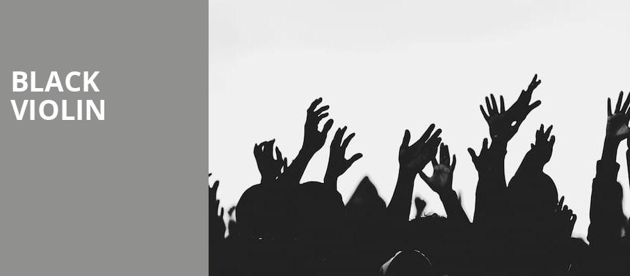 Black Violin, Ferguson Hall, Tampa