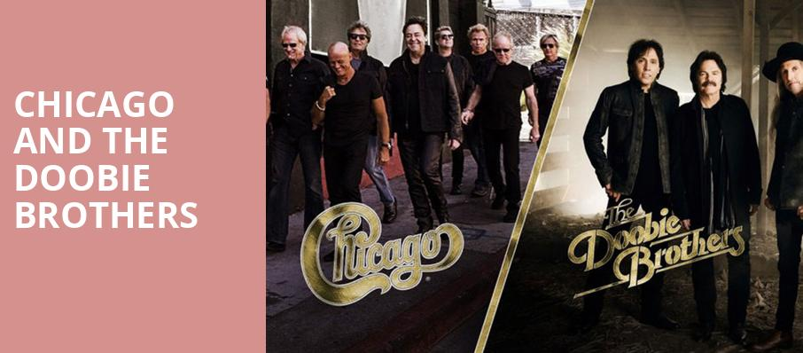 Chicago and the Doobie Brothers, MidFlorida Credit Union Amphitheatre, Tampa