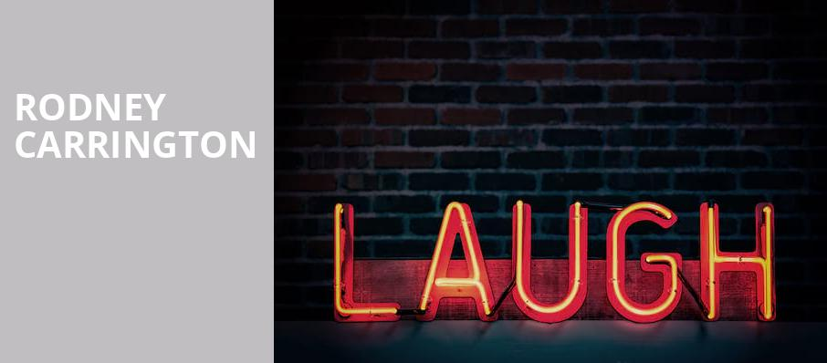 Rodney Carrington, Hard Rock Hotel And Casino Tampa, Tampa