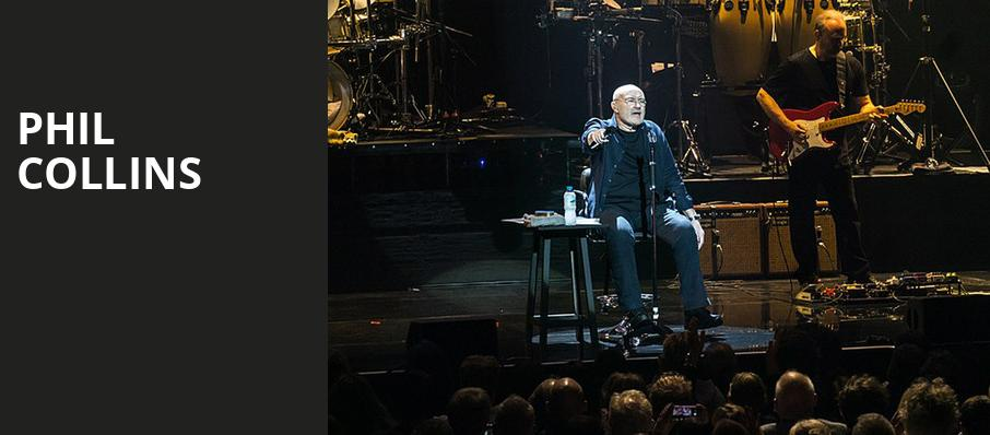 Phil Collins, Amalie Arena, Tampa