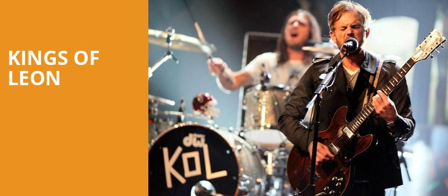 Kings of Leon, MidFlorida Credit Union Amphitheatre, Tampa