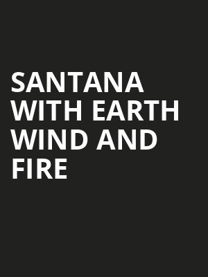Santana with Earth Wind and Fire, MidFlorida Credit Union Amphitheatre, Tampa